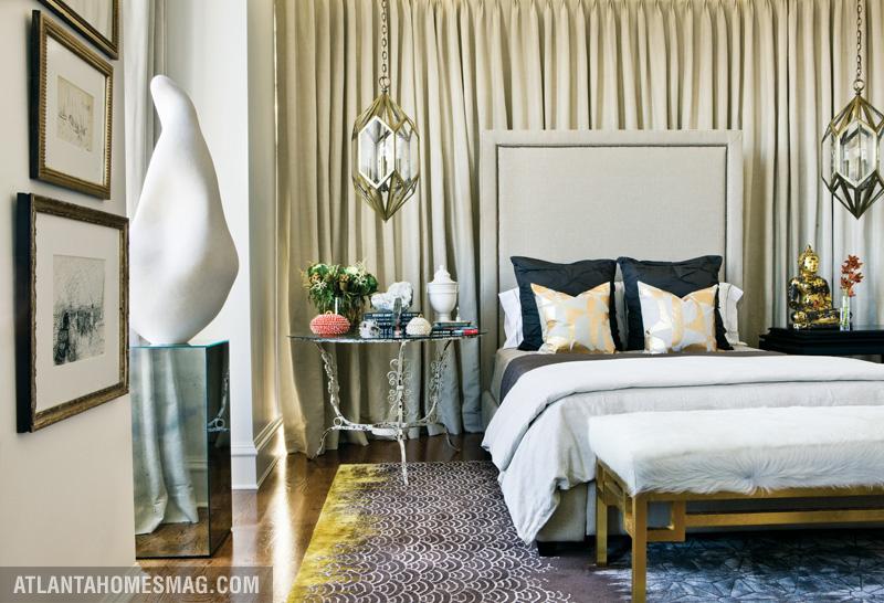 fabric curtain wall  rooms, Bedroom decor