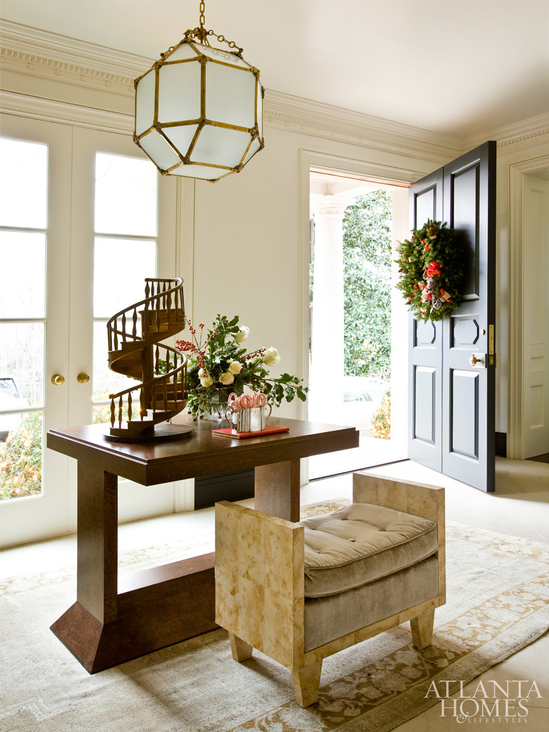 Holiday spirit ah l for Suzanne kasler inspired interiors