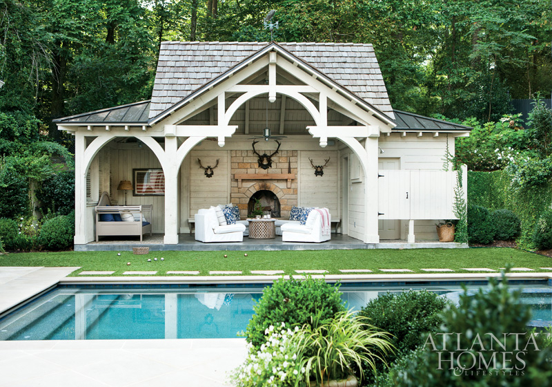Pool House Archives - AH&L