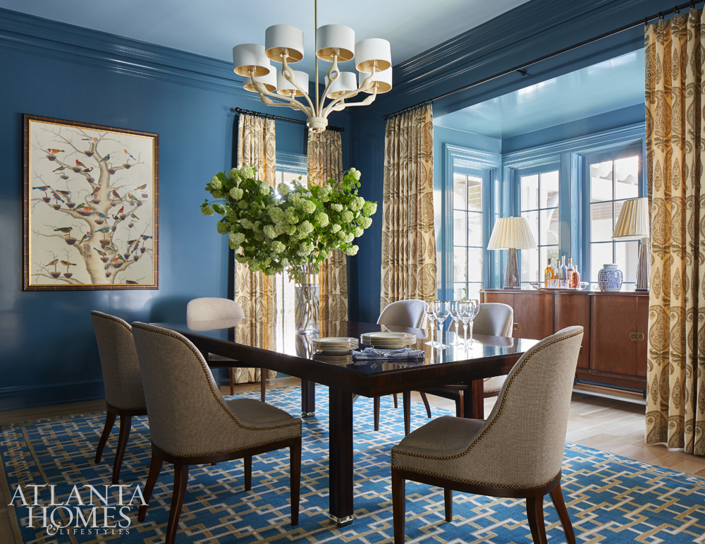 As A Young And Active Family, The Couple Frequently Host Friends And Family  Members, So Howard Designed Spacesu2014such As This Large Breakfast Roomu2014to ...