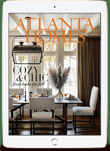 atlanta homes lifestyles magazine